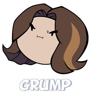 Grump! by egodang
