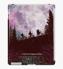 Stranger Things 2 iPad Case/Skin
