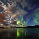 Aurora Borealis 5 by Frank Olsen