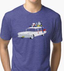 Ecto-1 Tri-blend T-Shirt
