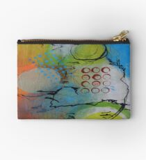 Flying in the Clouds Studio Pouch