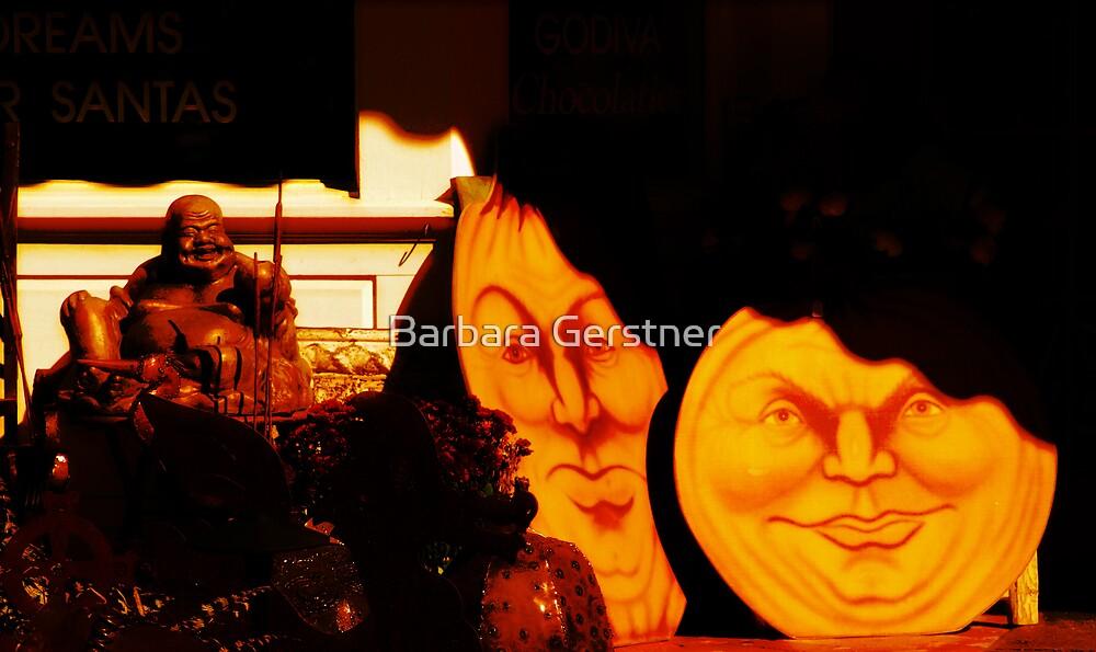 Faces by Barbara Gerstner