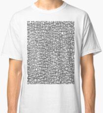 Black & White 2  Classic T-Shirt