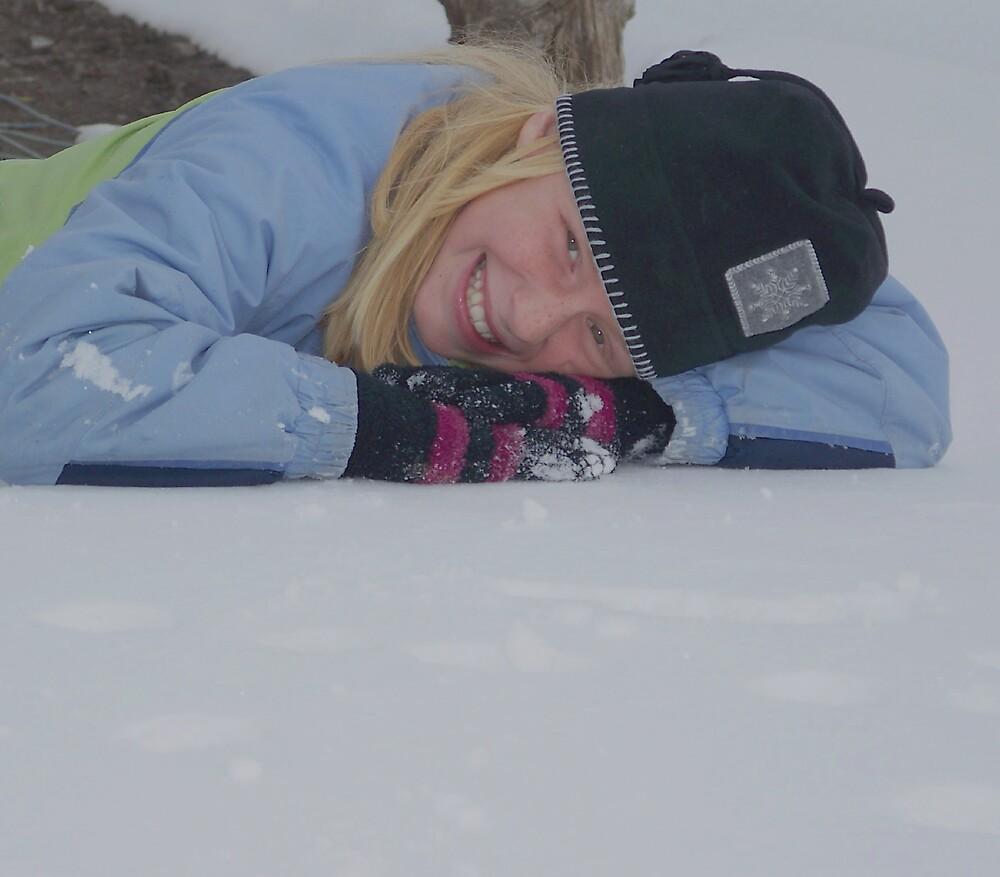 early Idaho snow #6 by conilouz