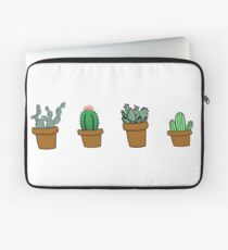 cactus hipster drawing Laptop Sleeve