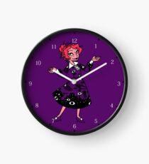 Miss Frizzle Clock
