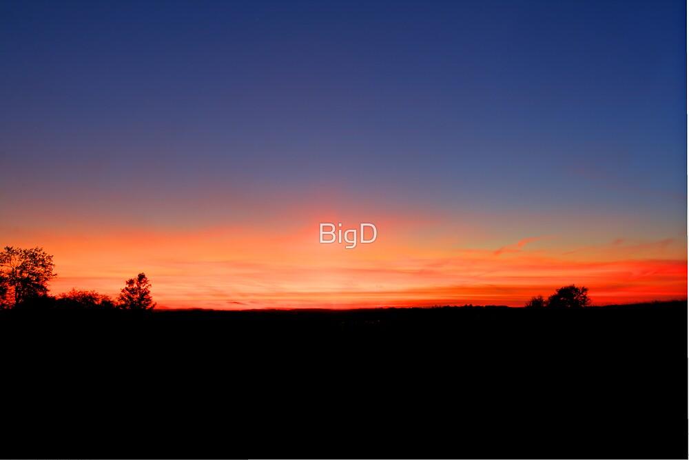 Sunset by BigD