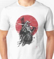 Mandalorian Samurai Unisex T-Shirt