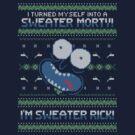 Sweater Rick by TeeKetch