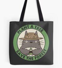 Bolsa de tela Salva el bosque