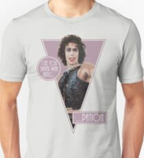 The Rocky Horror Picture Show - I see you shiver with antici ... Unisex T-Shirt