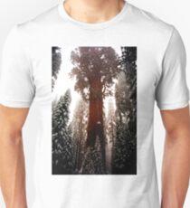 """""""General Sherman"""" Sequoia National Park California Slim Fit T-Shirt"""