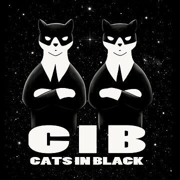 CIB (Gatos en negro) de LiRoVi