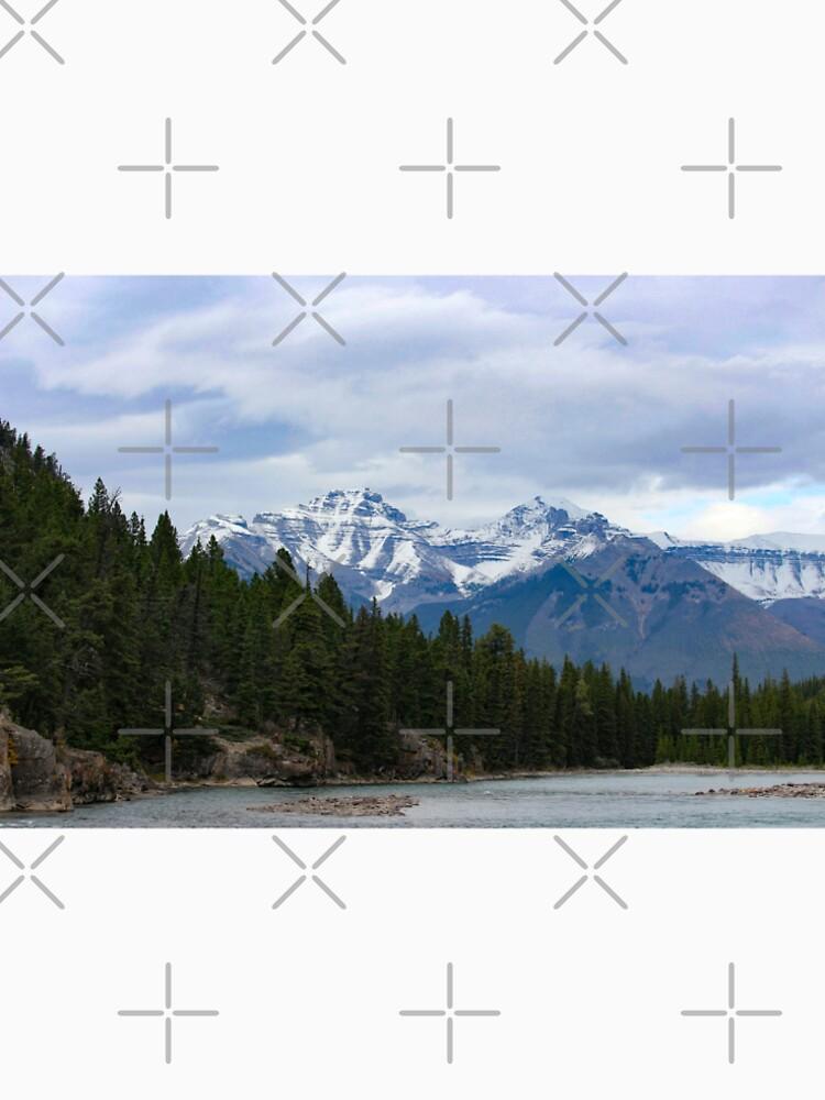 Mountain River by debfaraday