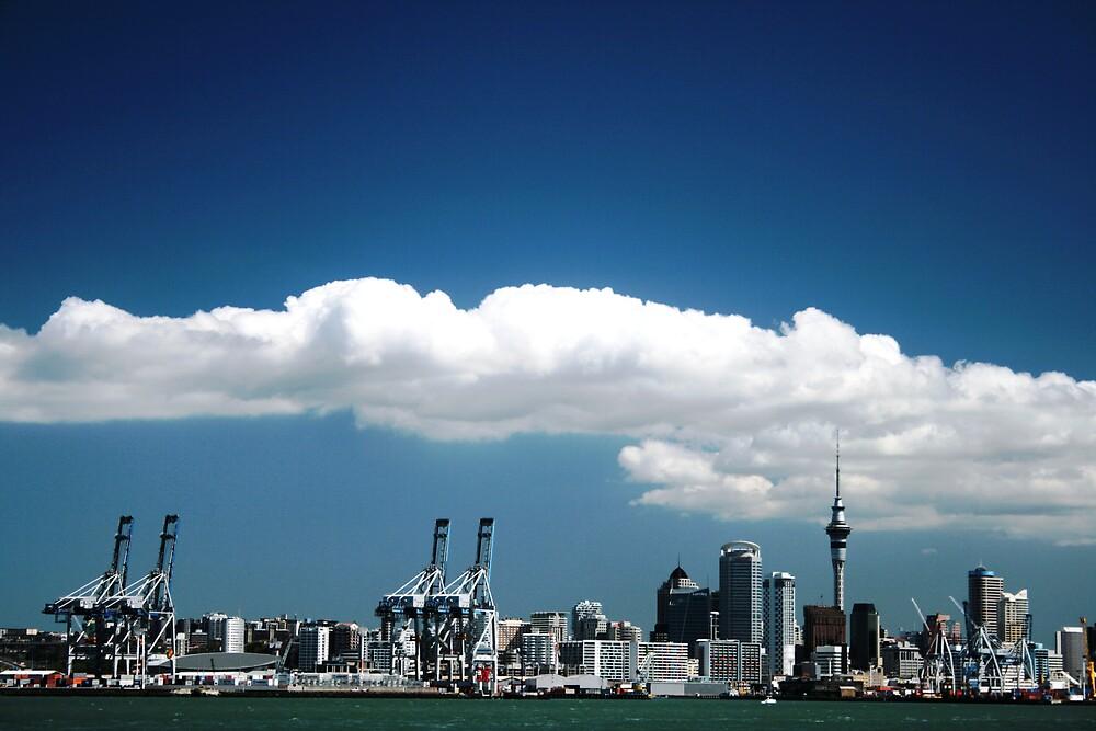 Auckland, New Zealand. by kingdaniel69