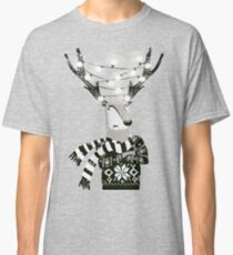 Christmas Bright Reindeer  Classic T-Shirt