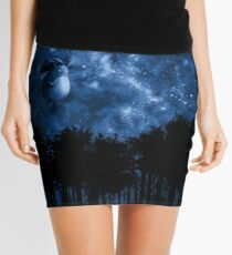 Spirit - POSTER Mini Skirt