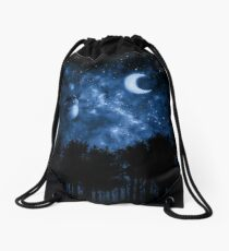 Spirit - POSTER Drawstring Bag