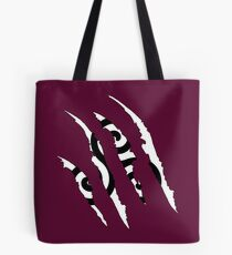 Ripped triskelion Tote Bag