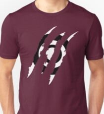 McCall pack claw marks Unisex T-Shirt