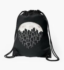 Moonrise Drawstring Bag