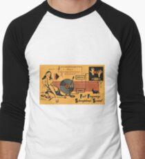 HiFi Men's Baseball ¾ T-Shirt