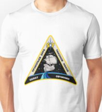 ISS Expedition 57 Original Crew Logo Unisex T-Shirt
