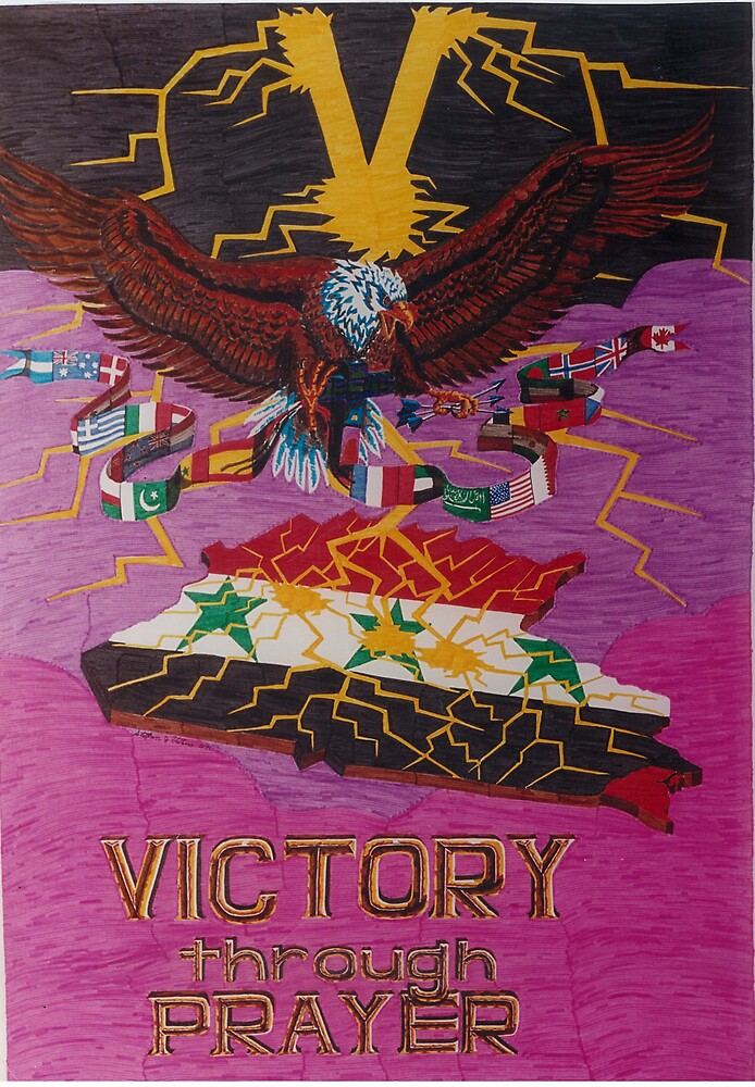 Victory Through Prayer by Stephen  J. Vattimo