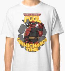 Teenage Mutant Ninja Pool! Classic T-Shirt