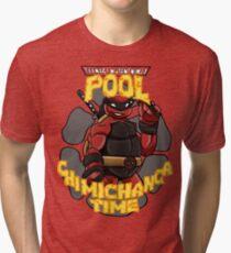 Teenage Mutant Ninja Pool! Tri-blend T-Shirt