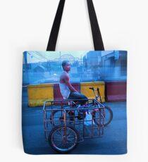 Delivery boy Tote Bag