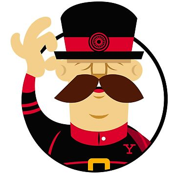 Yeoman  by hipstuff