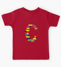 C t-shirt Kids Clothes