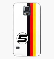 Vettel #5 Case/Skin for Samsung Galaxy