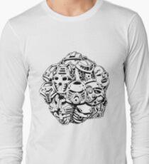 Kanohi Cluster Long Sleeve T-Shirt