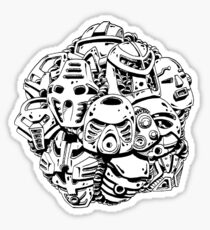 Bionicle Stickers | Redbubble