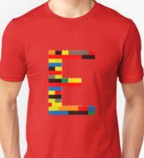 E t-shirt Unisex T-Shirt