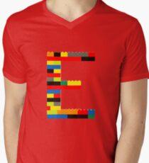 E t-shirt Men's V-Neck T-Shirt