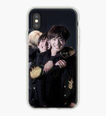 Vinilo o funda para iPhone taekook, vkook, jungkook y taehyung, bts