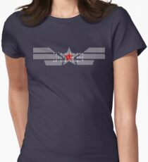 Cap & Bucky  Women's Fitted T-Shirt