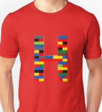 H t-shirt Unisex T-Shirt