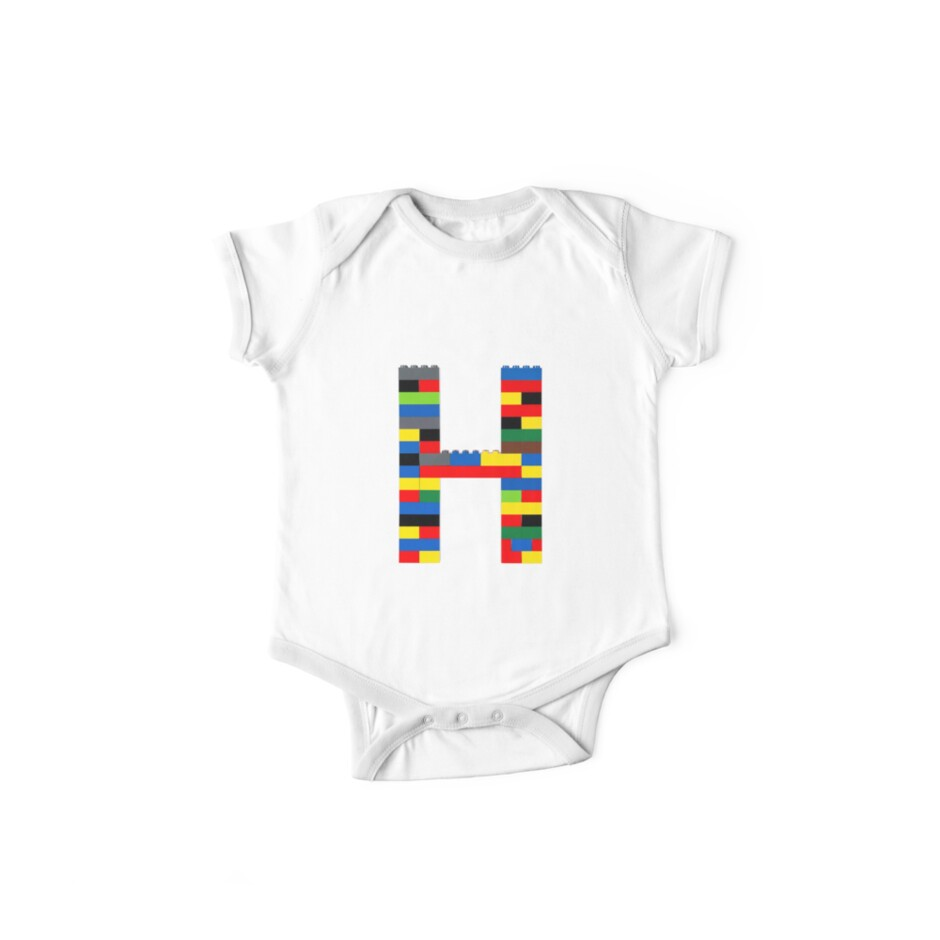 H t-shirt by Addison