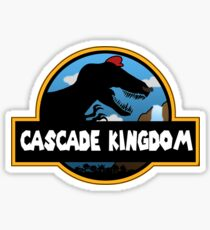 Super Mario Odyssey - Cascade Kingdom Sticker