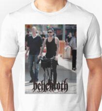 Biker Nergal Behemoth Unisex T-Shirt