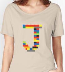 J t-shirt Women's Relaxed Fit T-Shirt