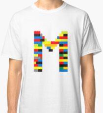 M t-shirt Classic T-Shirt