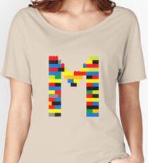 M t-shirt Women's Relaxed Fit T-Shirt