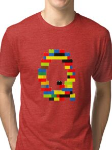 Q t-shirt Tri-blend T-Shirt