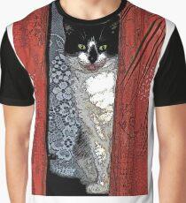 Charlie Barley (the cat) [FluxLimbo] Graphic T-Shirt