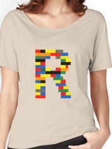 R t-shirt Women's Relaxed Fit T-Shirt
